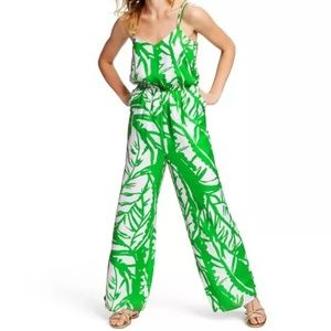 BoomBoom Sleeveless V-Neck Jumpsuit Lilly Pulitzer
